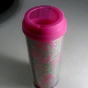 Lily Pulitzer  coffee cup